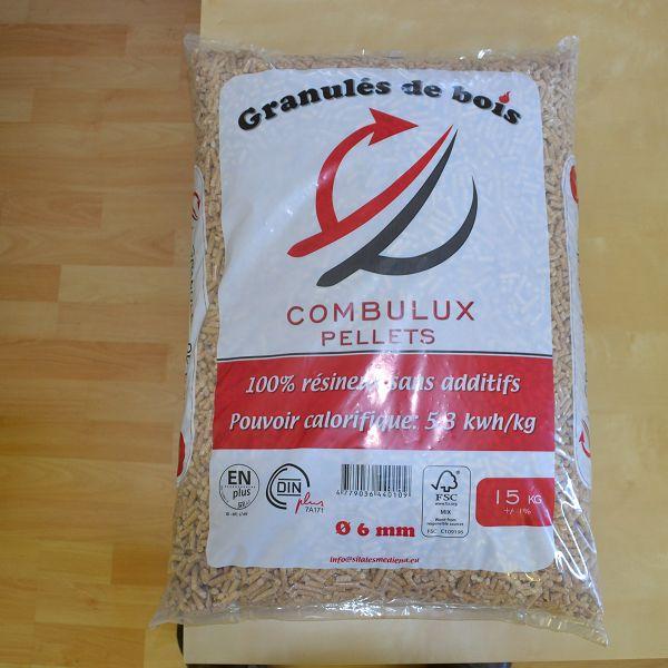 Vente de granulés bois et pellets qualité